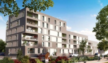 Loi duflot lille programme immobilier neuf ref 522ob for Loi achat immobilier neuf