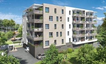 Des appartements neufs en Loi Duflot à Montpellier