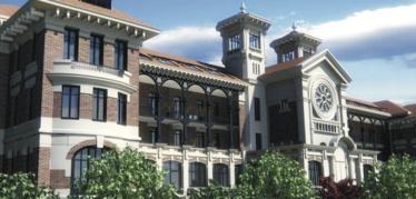 Très belle architecture datant du début du siècle dernier
