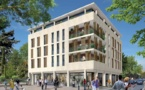 Ensemble immobilier neuf situé en plein centre-ville d'Aix en Provence