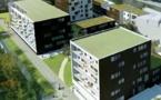 Programme immobilier à Lille, situé dans le secteur d'Euratechnologie