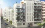 Au coeur du 3ème arrondissement de Lyon, résidence située rue du Lac (770OS)