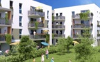 Strasbourg-Ouest, appartements neufs situés dans le quartier de Cronenbourg