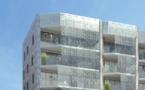 Nouvelle résidence en BBC située dans Lyon 2ème, quai Antoine Riboud