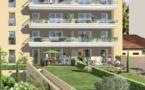 Quartier Nice-Nord, nouvelle réalisation immobilière en Loi Duflot