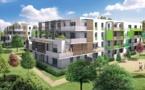 Nouveau programme Lmnp Lmp Loi Bouvard à Toulouse, situé avenue de Fronton